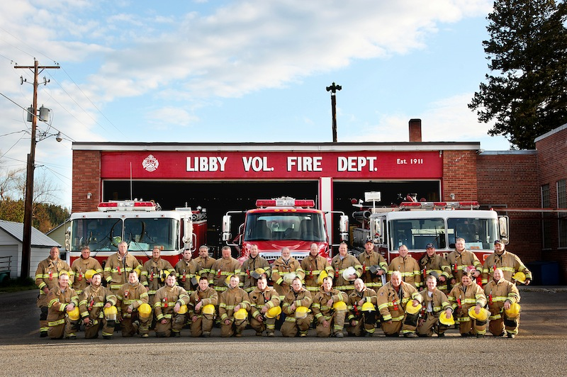 Libby Volunteer Fire Department